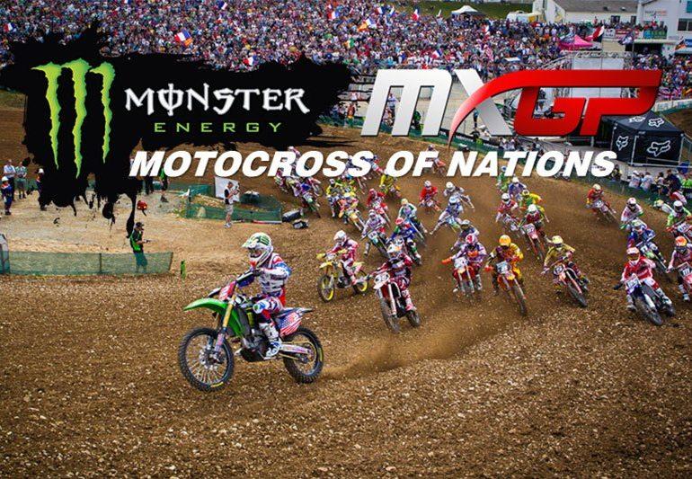 Calendário Motocross das Nações