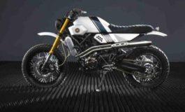 Yamaha MT-07 Yard Built Tracker