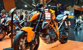1290 Super Duke R é eleita a Streetfighter do ano no Salão Duas Rodas