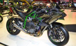 Kawasaki traz Ninja H2R para o Salão Duas Rodas 2015