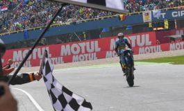 Jack Miller conquista sua primeira vitória na categoria MotoGP