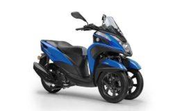 Yamaha Tricity ganha versão de 155 cilindradas