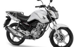 Honda lança as novas CG 160 Cargo e CG 125i Cargo