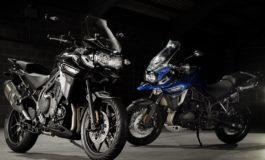 Triumph inicia a venda das novas Tiger Explorer XR e Tiger Explorer XCx