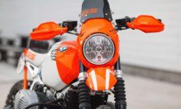 BMW R NineT ganha versão inspirada no Rally Dakar
