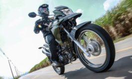 Honda apresenta a XRE 190 com ABS de série