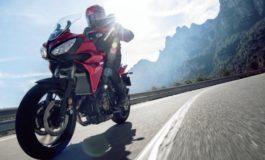 Yamaha lança a Tracer 700 na Europa