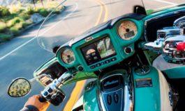 Indian Motorcycle adota sistema Ride Command