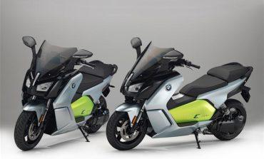BMW apresenta a nova geração do C Evolution