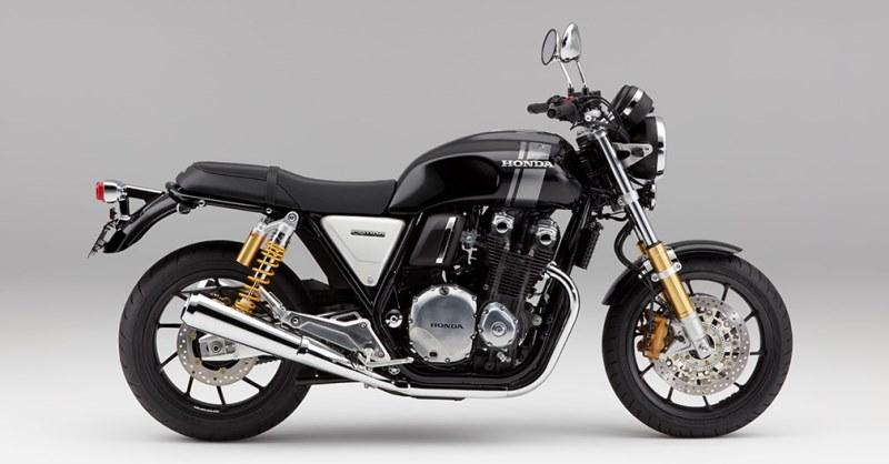 Brilliant Honda CB 1100 2017  Lanada Na Alemanha  Moto Channel Brazil