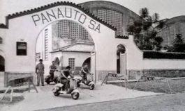 Os primeiros anos da Vespa no Brasil