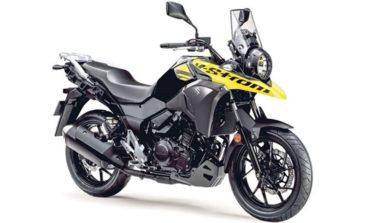 V-Strom 250 é a aposta da Suzuki para pequenas aventureiras