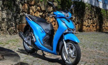 Honda lança o SH 150i no Brasil