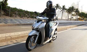 Nossas impressões sobre o scooter Honda SH 150i
