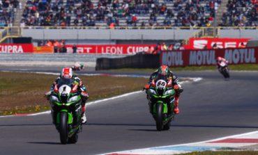 Jonathan Rea vence novamente no Mundial de Superbike 2017