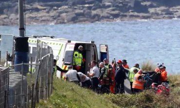 John McGuinness sofre acidente durante os treinos para a NW 200