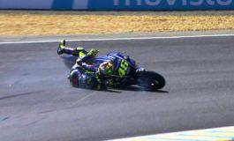 O drama de Valentino Rossi em Le Mans