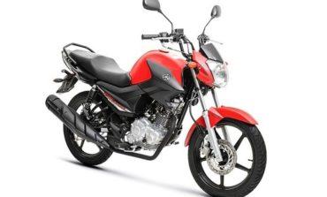 Yamaha Factor 150 ganha freios combinados