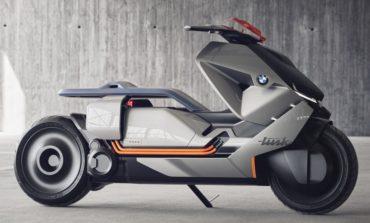 O futuro é o scooter elétrico BMW Link