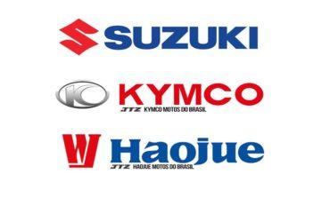 Motos Kymco e Haojue chegam ao Brasil pelas concessionárias Suzuki