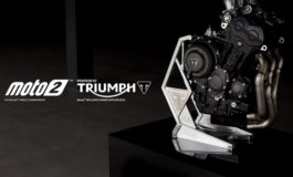 Triumph confirma fornecimento de motores para a categoria Moto2