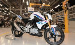 BMW divulga o preço da G 310 R no mercado brasileiro
