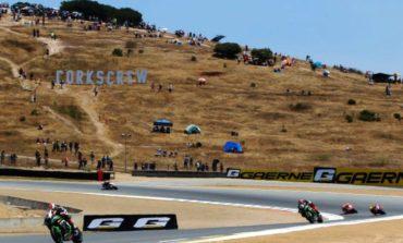 Kawasaki fecha a etapa de Laguna Seca com dobradinha