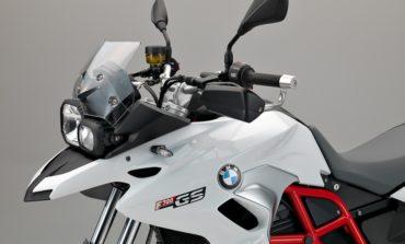 Novidades na BMW 700 GS