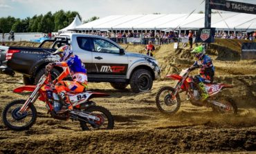 Jeffrey Herlings vence as duas baterias na Bélgica
