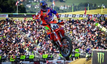 Jeffrey Herlings fatura mais um Grande Prêmio no Mundial de Motocross