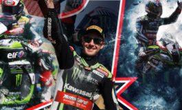 Jonathan Rea sagra-se Campeão Mundial de Superbike 2017