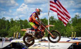 Jeffrey Herlings vence o Grande Prêmio dos Estados Unidos