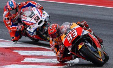 Marc Márquez  fatura o Grande Prêmio de San Marino na última volta