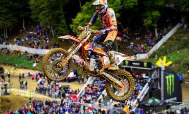 Jeffrey Herlings encerra a temporada do MXGP com vitória
