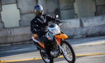 Honda NXR 160 ganha freios combinados na versão 2018
