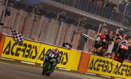 Jonathan Rea fecha o ano com dobradinha e batendo mais recordes no Mundial de Superbike
