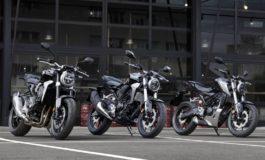 Honda renova e apresenta a linha CB no Salão de Milão