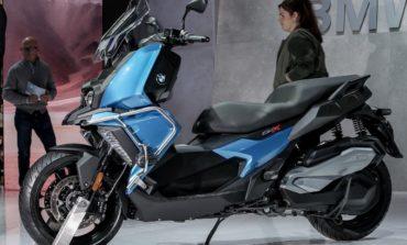 BMW lança seu primeiro scooter de baixa cilindrada no Salão de Milão
