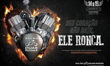 Salão Duas Rodas apresenta as novidades do setor no mercado brasileiro