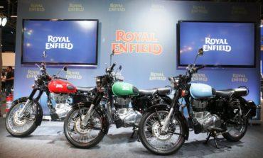 Royal Enfield marca presença no Salão Duas Rodas