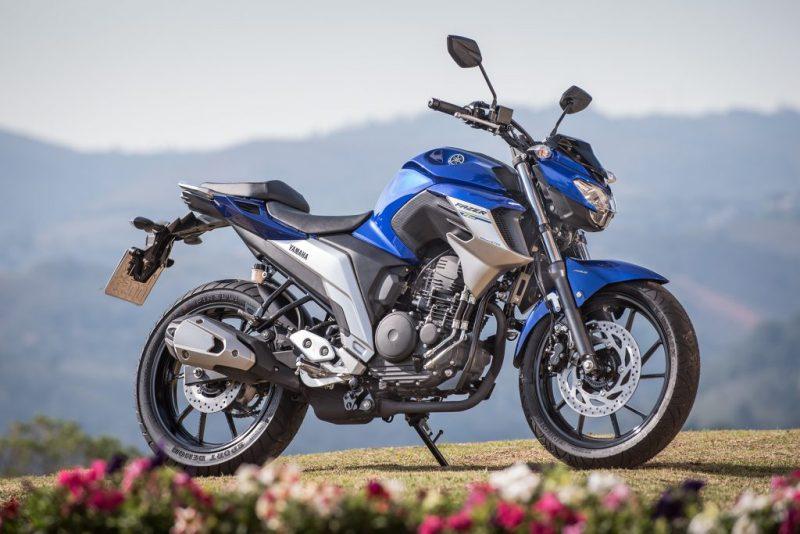 As alterações na nova Fazer 250 ABS 2018