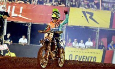 Jean Ramos é bicampeão do Arena Cross Brasil
