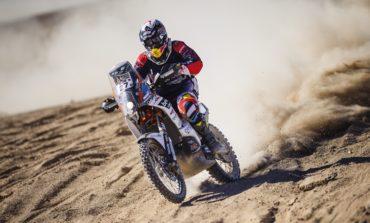 Brasil não terá representantes nas Motos no Rally dakar 2018