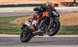 Nova KTM 790 Duke promete ser uma aposta para 2018
