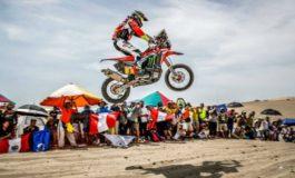 Rally Dakar 2018 começa a definir seus favoritos nas Motos