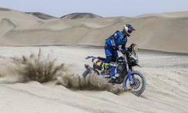 Francês Van Beveren mantém a liderança no Rally Dakar 2018