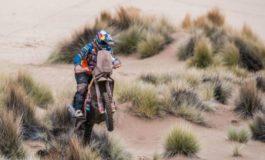 Nova reviravolta na liderança das Motos no Rally Dakar 2018
