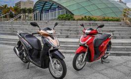 Honda SH 150i ganha novas cores e versões