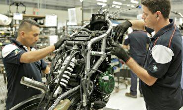 Brasil inicia o ano com produção de motos estável