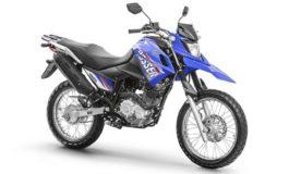 Yamaha Crosser 150 Z chega às concessionárias